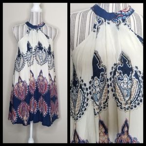 Jaase Handshaped in the Shed Boho Dress Size S